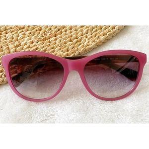Dolce and Gabana Pink Tortoise Sunglasses